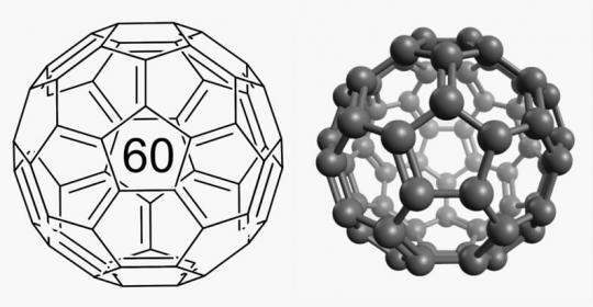 structure of Fullerene C60