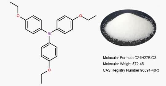 Tris(4-ethoxyphenyl)bismuthine