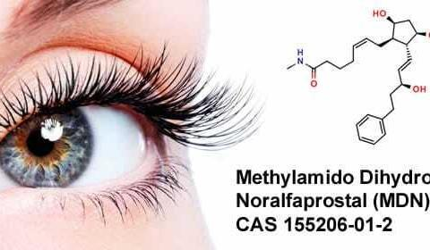 Methylamido Dihydro Noralfaprostal (MDN): An Effective Bimatoprost Replacement On Lengtenhing Eyelashes