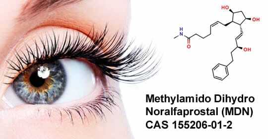 Methylamido Dihydro Noralfaprostal (MDN)